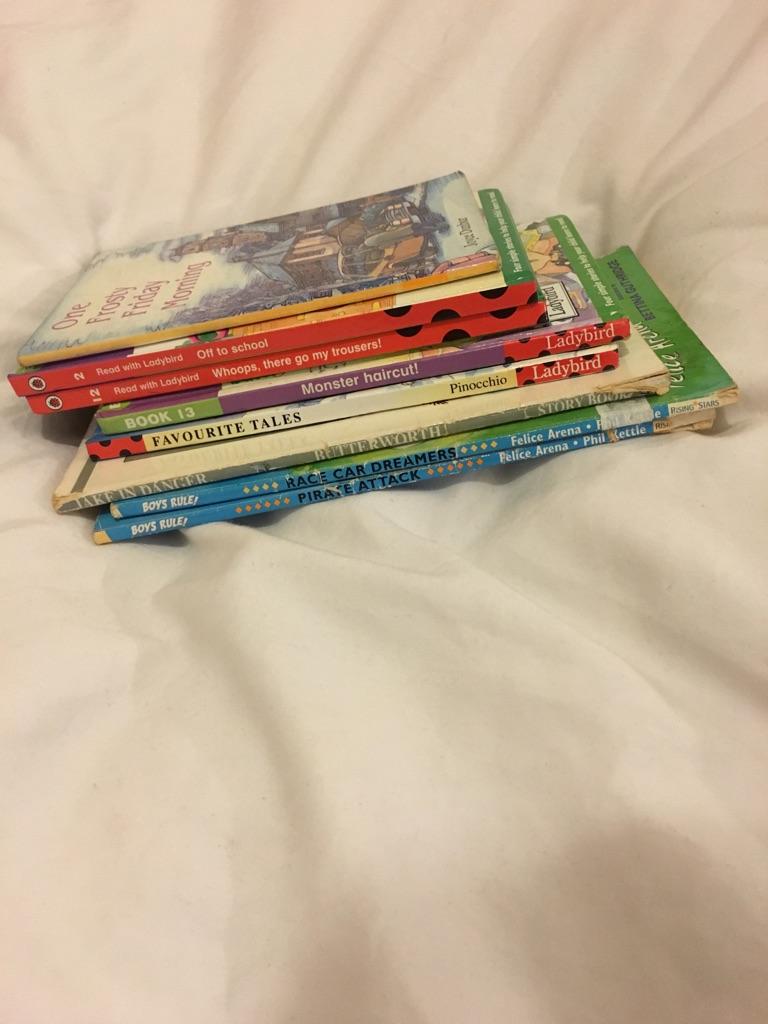 8 children's book