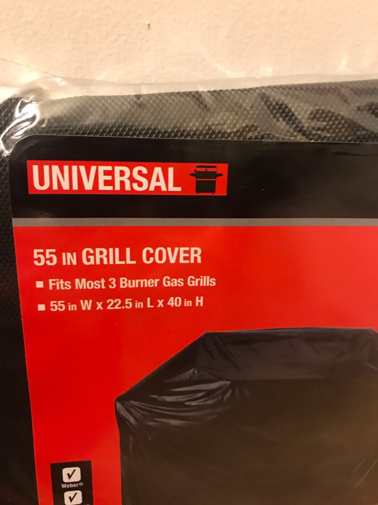 "55"" Grill Cover"