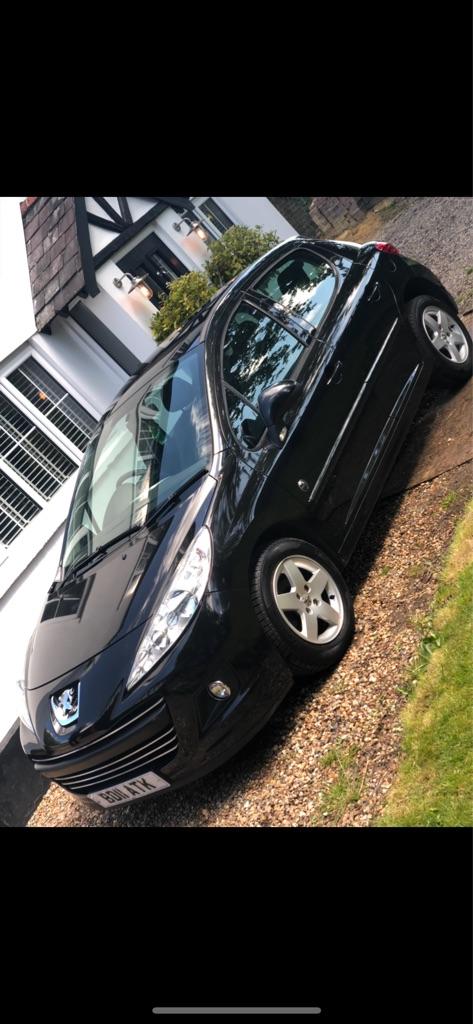Peugeot 207 1.4L hatchback