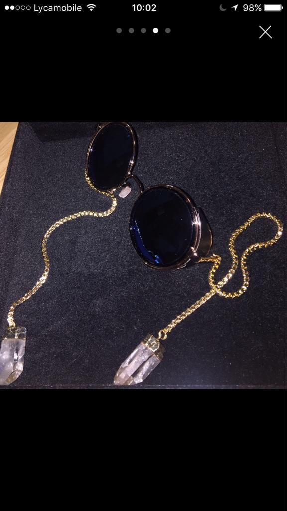 District quartz sunglasses