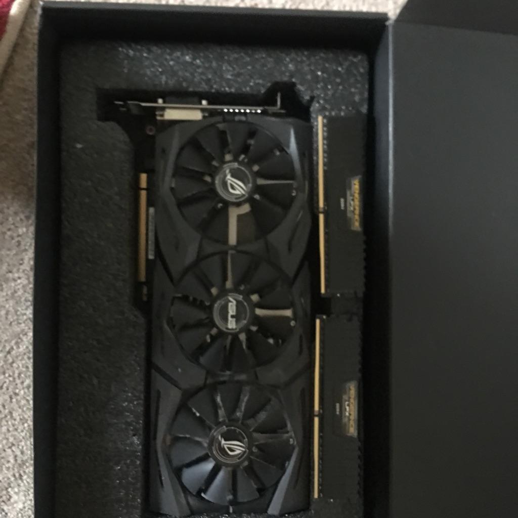 GAMING PCGTX 1080TI WITH RAM