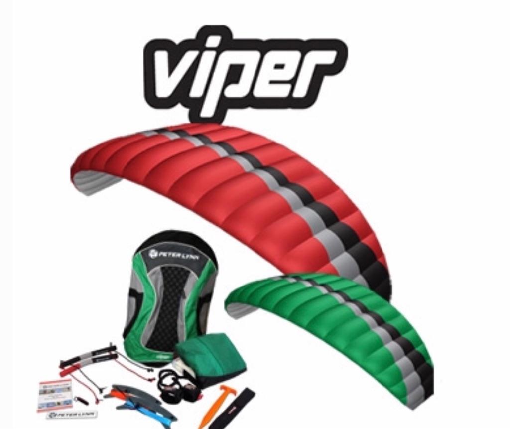 Power Kite Peter Lynn Viper 6.8