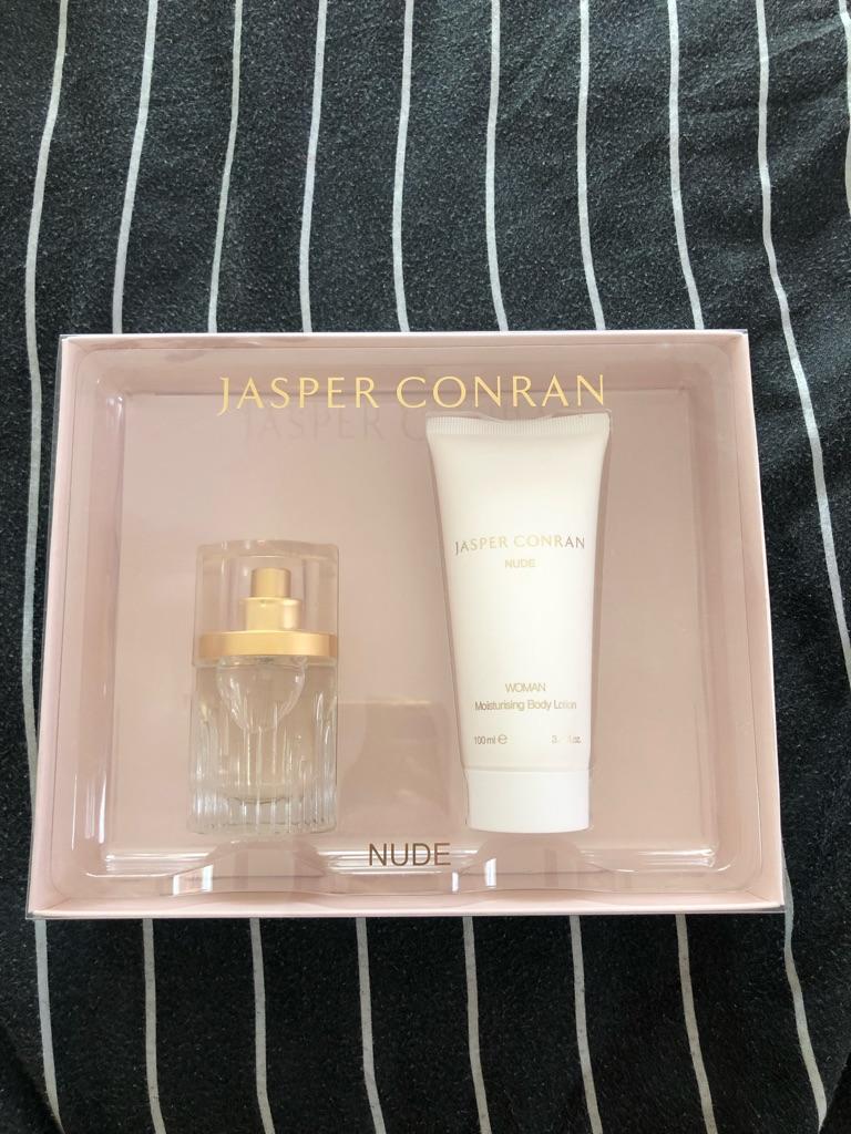 Jasper Conran Nude Perfume and Body Lotion set