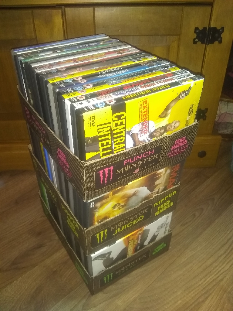 DVD Bundle Sale/Swap