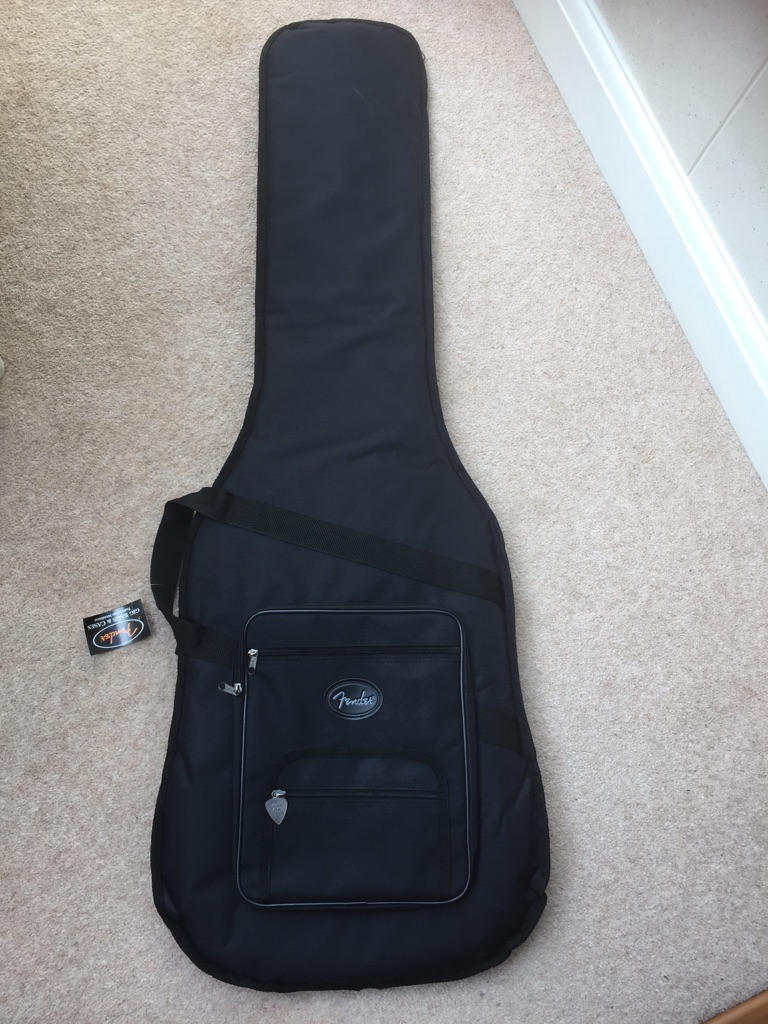 NEW Fender guitar bag
