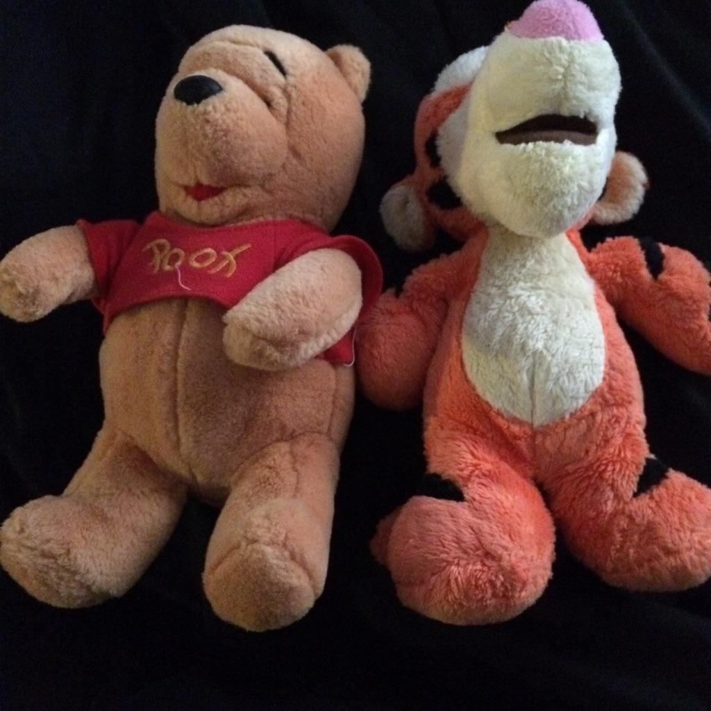 Winnie the Pooh & Tiger