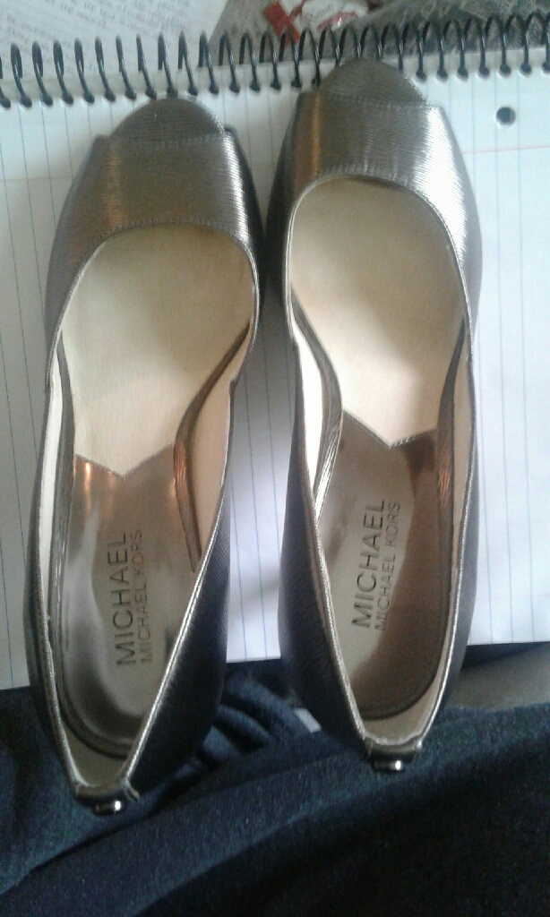 Michael khors high heels