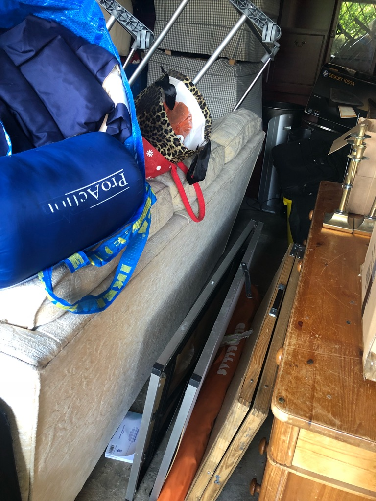 Garage sale, sofa, bed, building material,cloths shoes