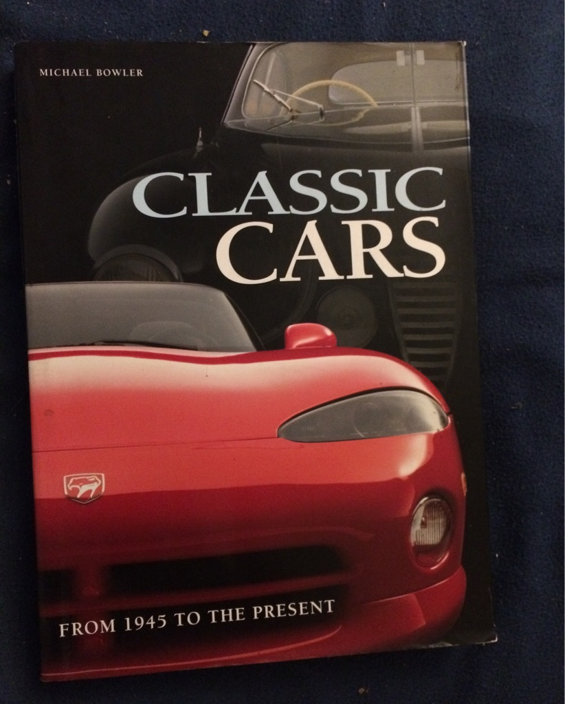 Classic Cars 1945 to Present