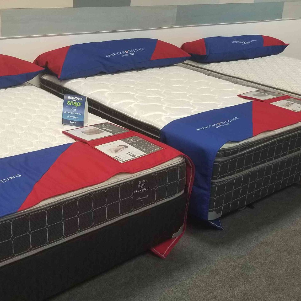 Top quality beds starting at $125 with warranty!