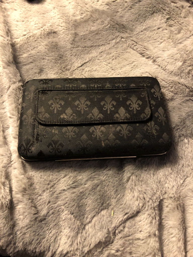 2 Black Wallets