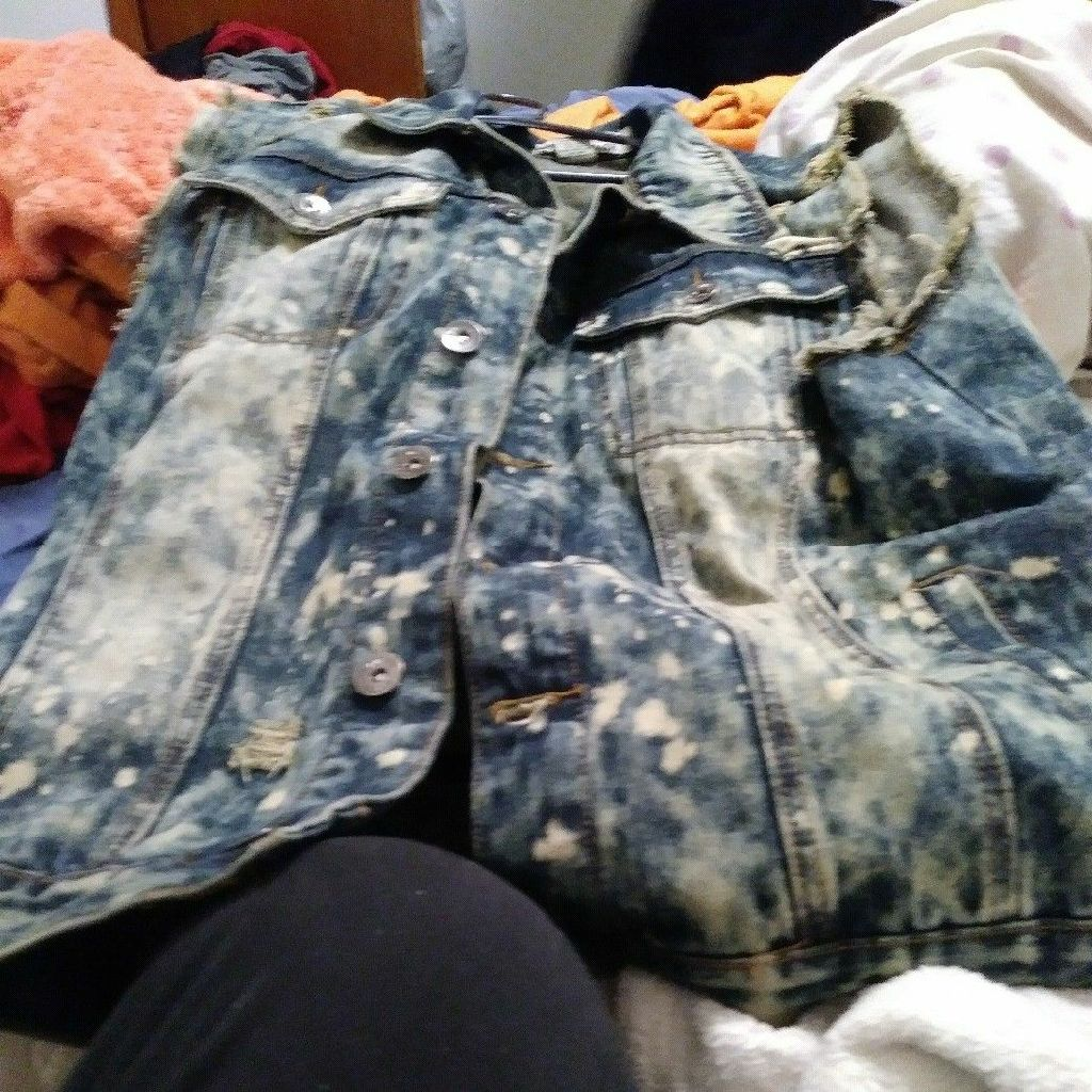 New Blue Jean Jacket