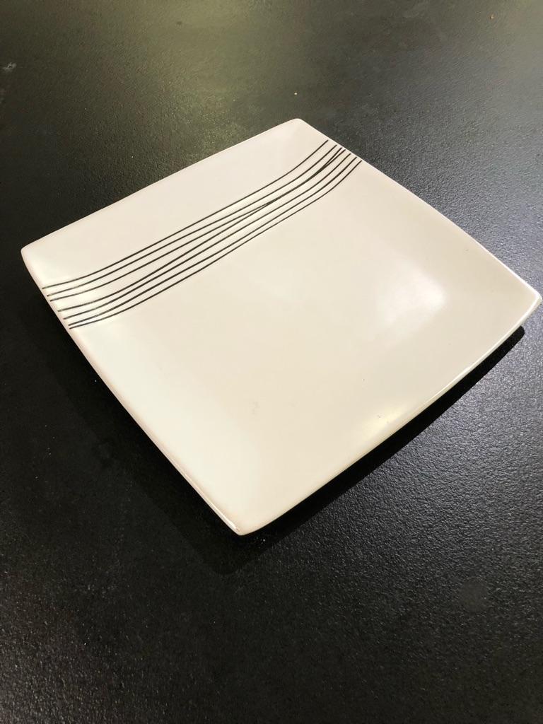 4 Stoneware Plates on Sale!