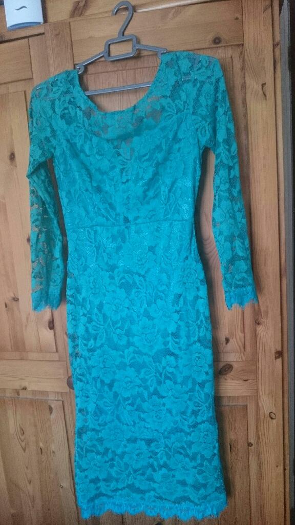 Lace dress size M