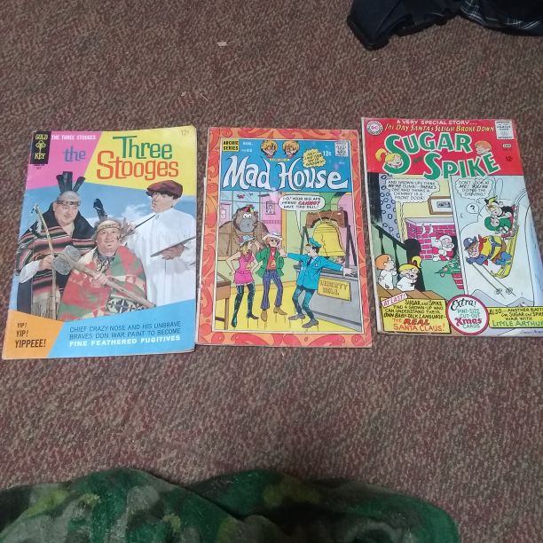 Comic books for sale