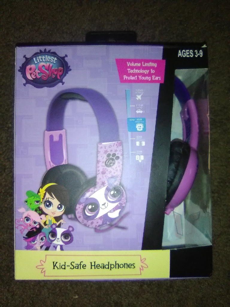 Littlest PetShop Headphones