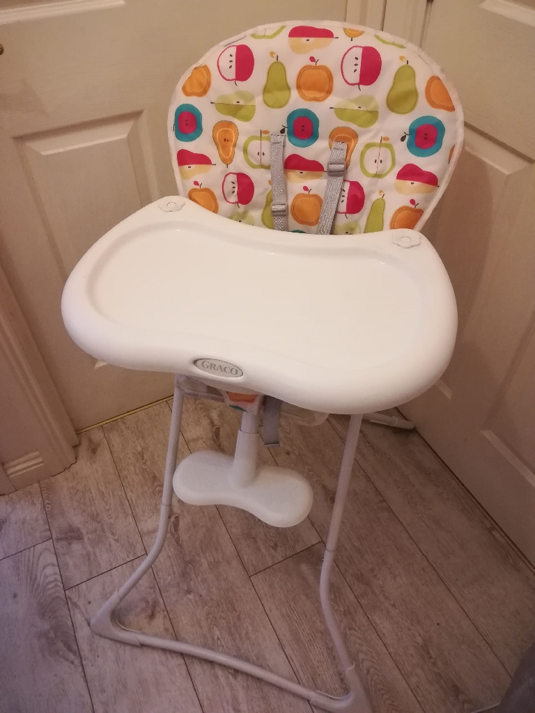 Baby items... High chairs, support seat and walker