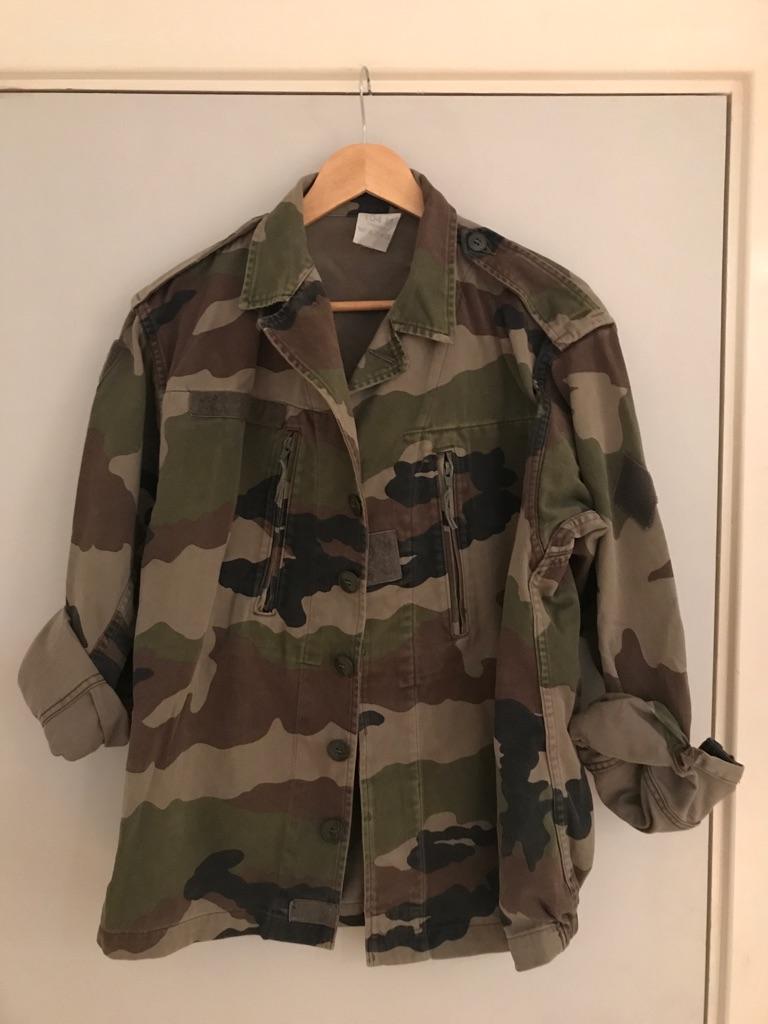 Army Jacket M-L