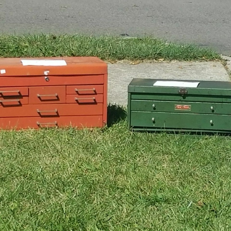 Two tool box 25 each