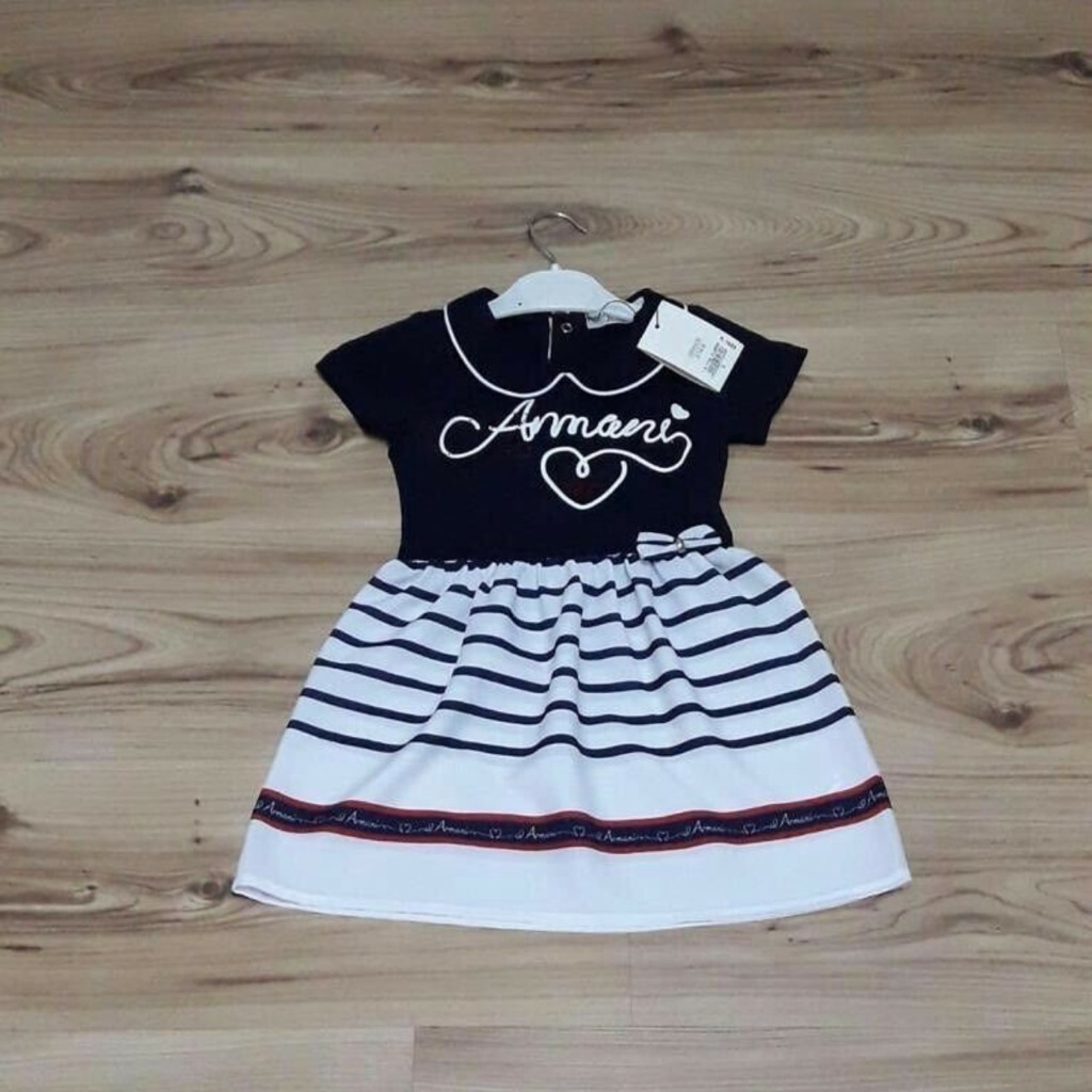Brand New Childrens Armani dress with tags