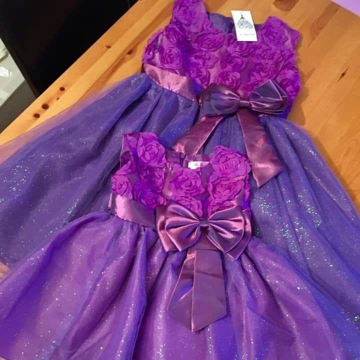 Bridesmaid/flower girl dresses