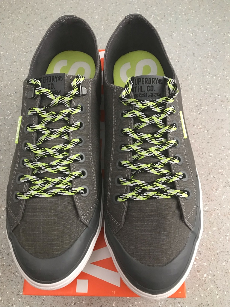 New superdry men's trainers uk 12