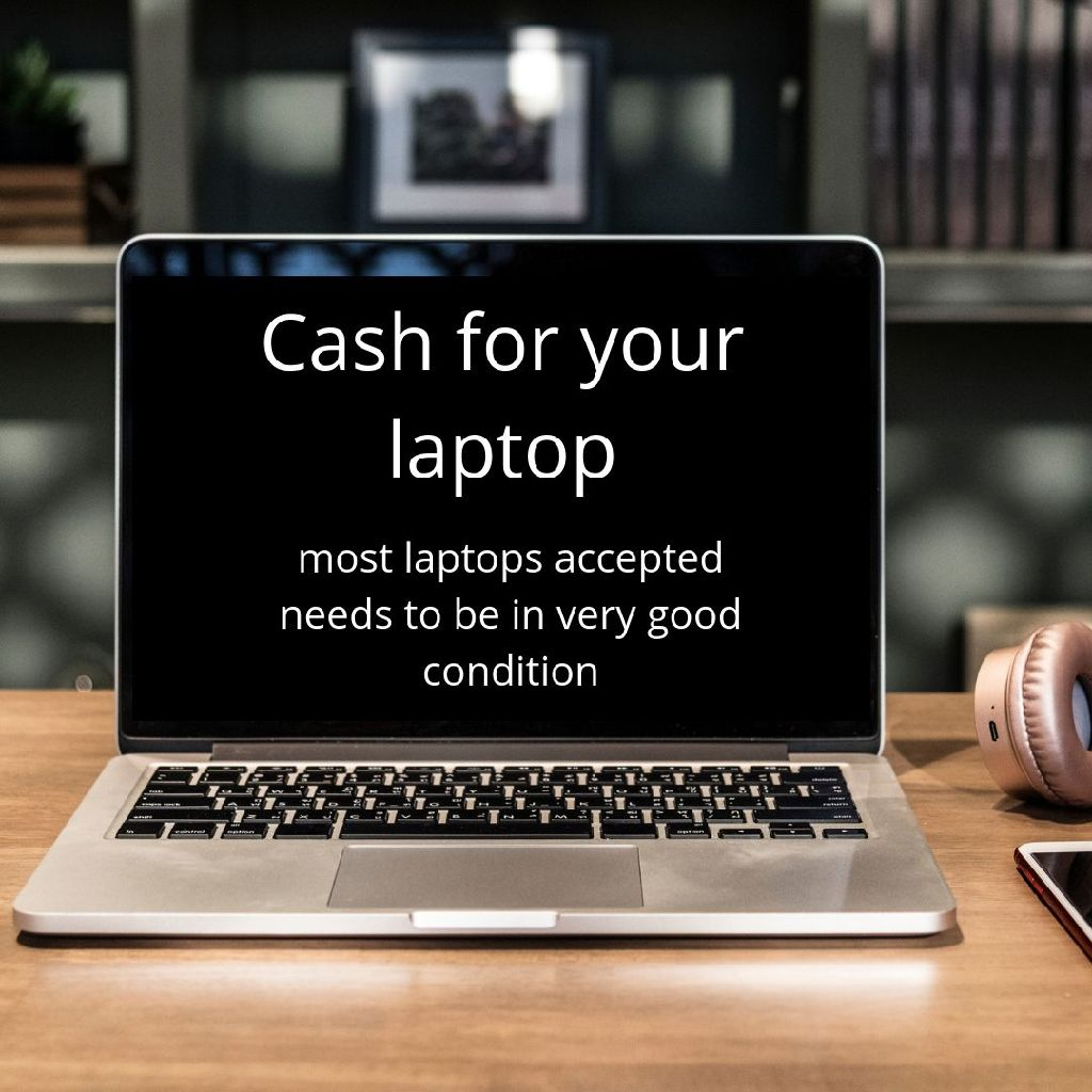 Sell your laptop hassle feee immediate cash
