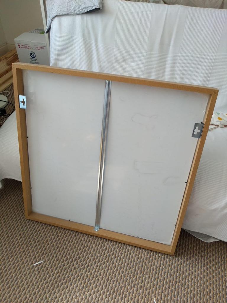 Square mirror 69cm x 69cm