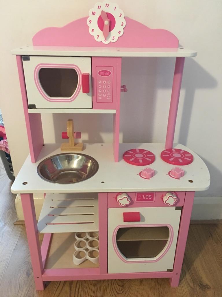 Kitchen for girls (toy)