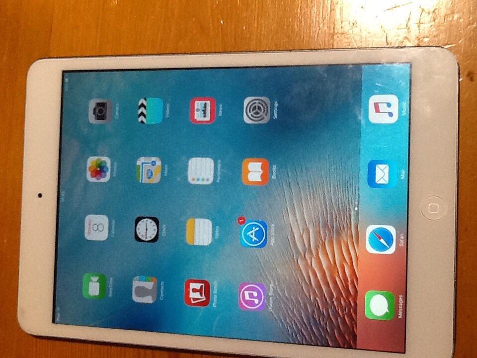 iPad mini 1  16GB only WiFi  A1432