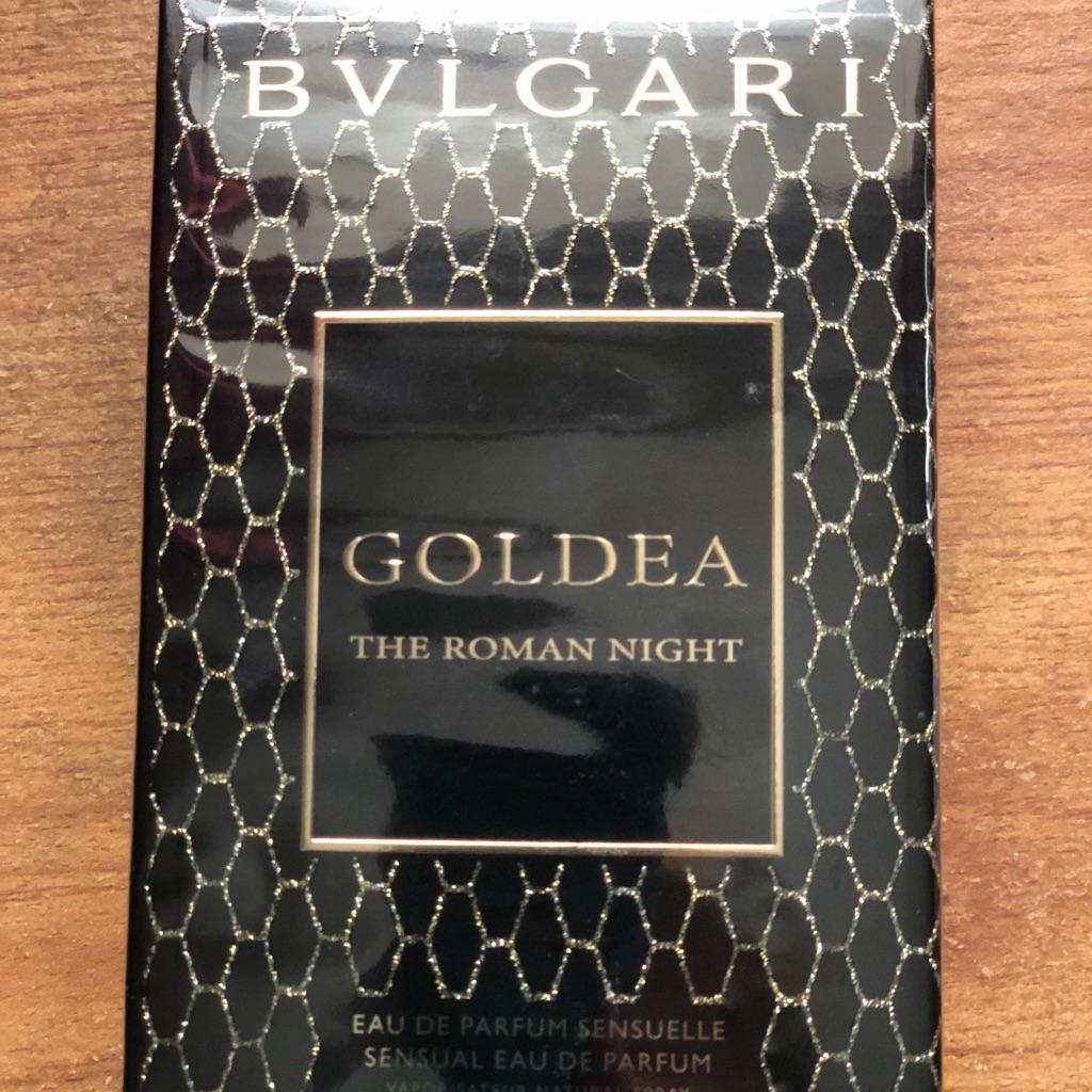 Bulgari Roman Night perfume