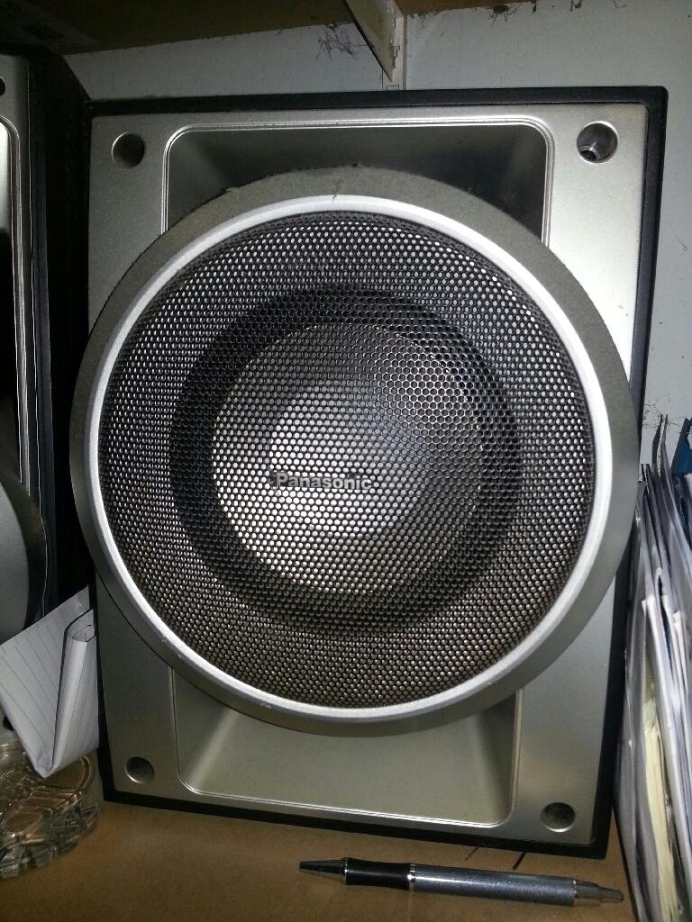 Panasonic Shelf Stereo