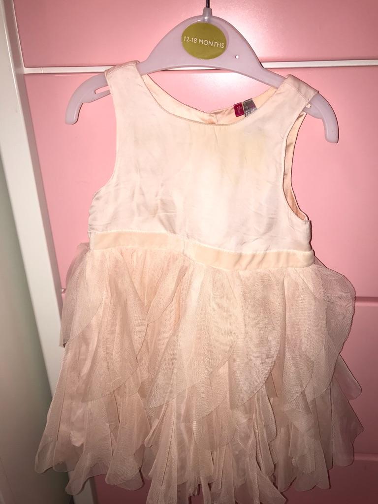 Baby dress 6-8months