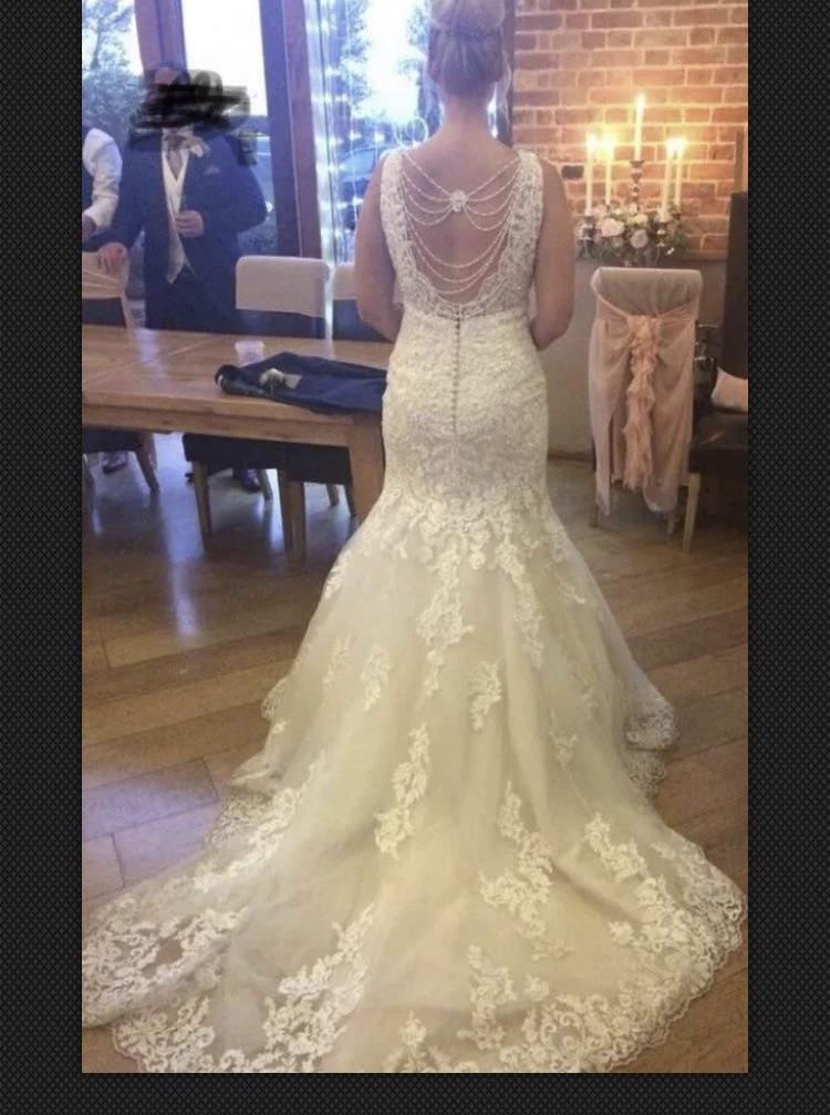 Ronald Joyce Erin Wedding Dress