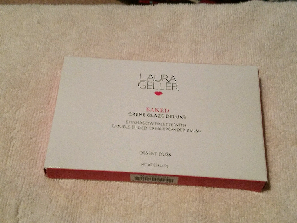 Laura Geller Eyeshadow Palette