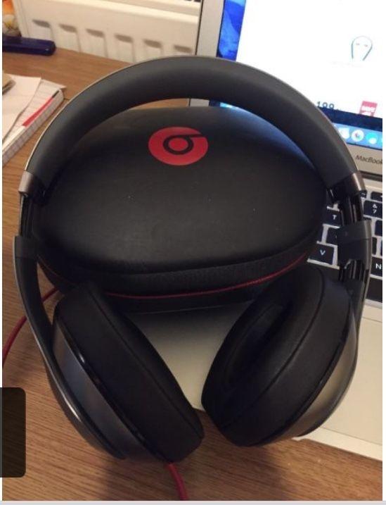 Wired beats studio 2 headphones