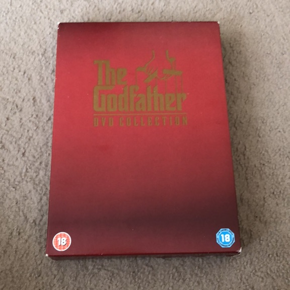 Godfater complete collection