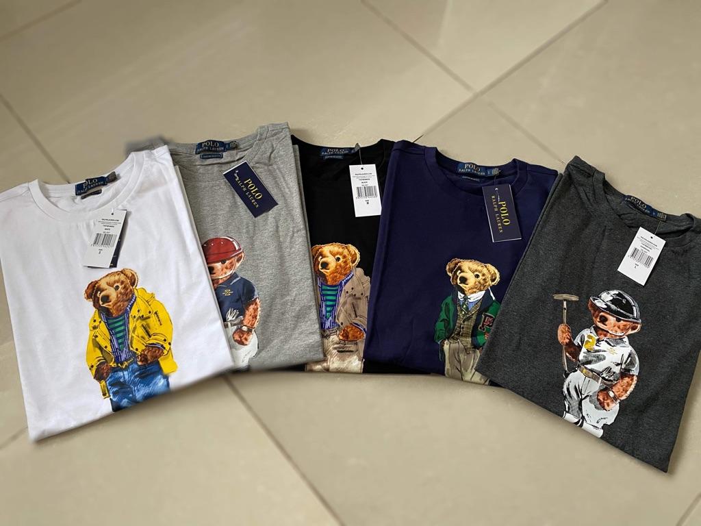 Authentic polo Ralph Lauren men's T-shirts
