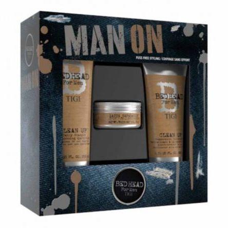 TIGI bed head for men man on gift set