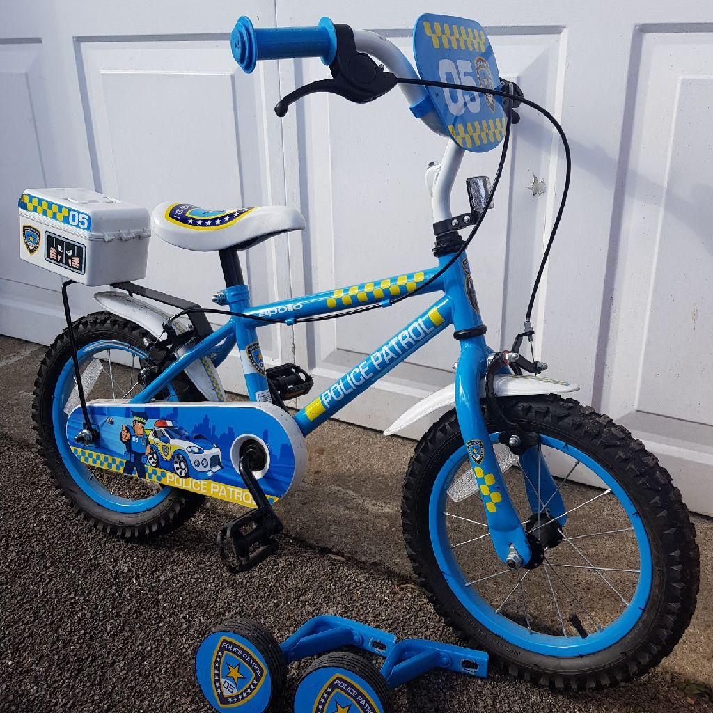 14 inch kids bike