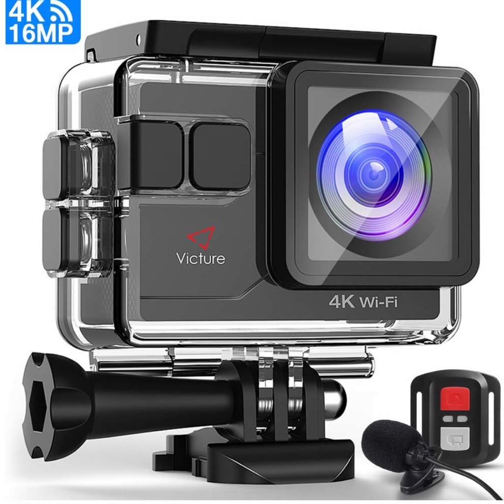 Action Camera Waterproof