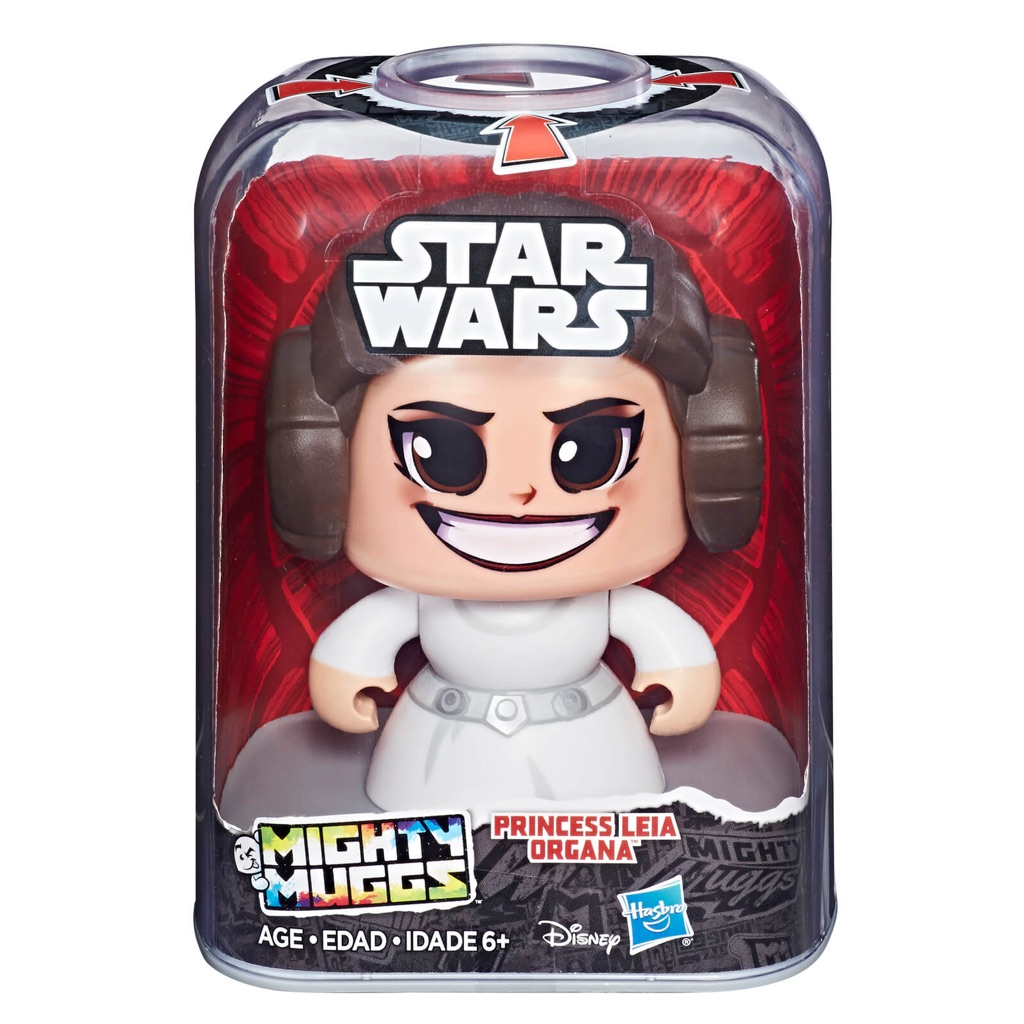 Princess Leia Star wars Mighty Mugg