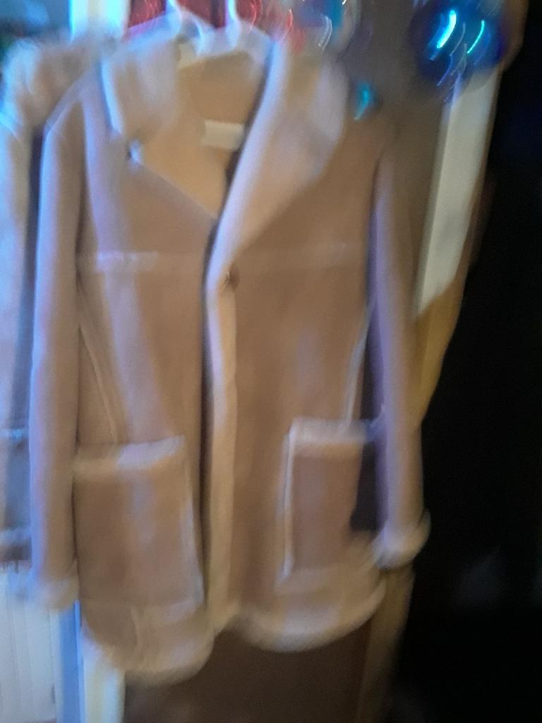 Men's lambswool jacket