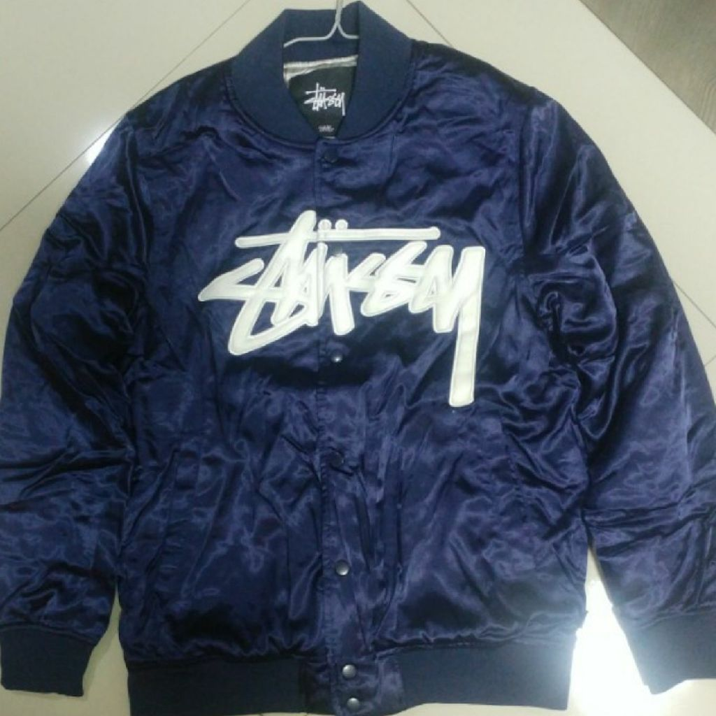 Stussy Satin Lined Jacket
