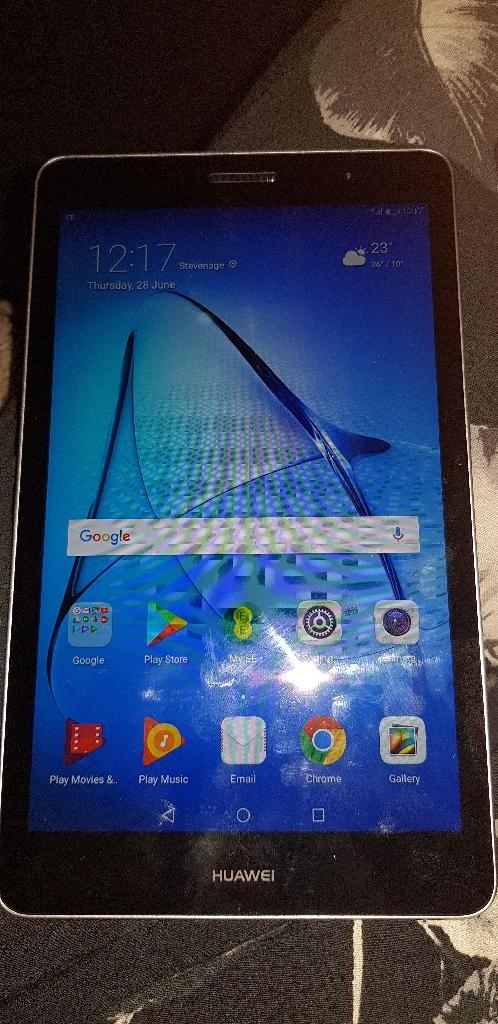 Huawei 16g 4g space grey 9.5 inch screen