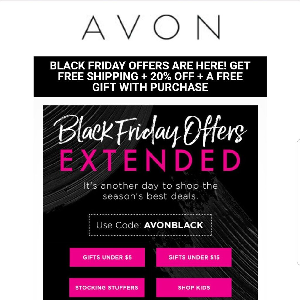 Your Local Avon Rep