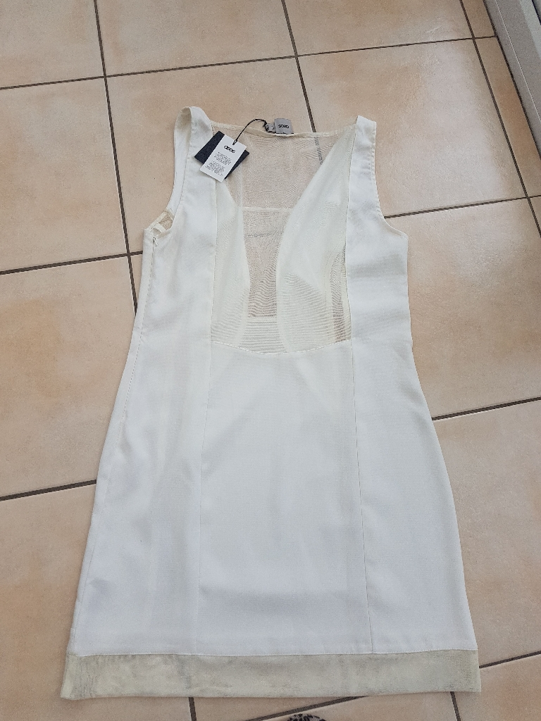 Lovely mesh panel dress size 12