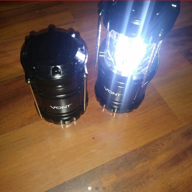 4  Mont Bright portable lantern