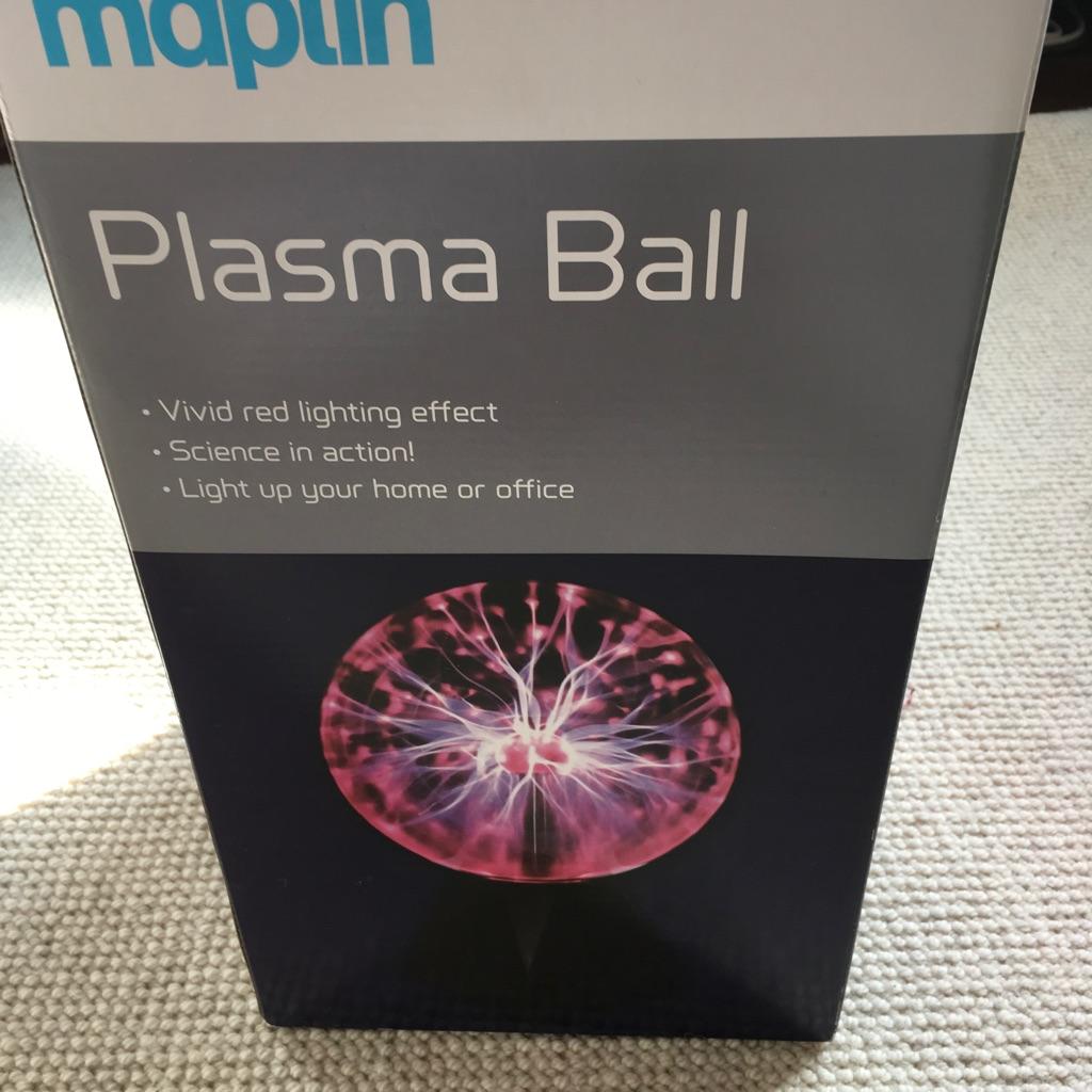 Plasma Ball New