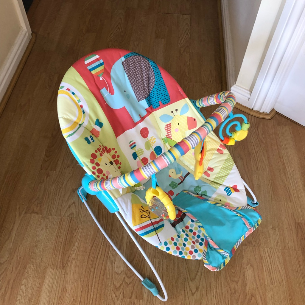 Chad valley bouncer baby seat